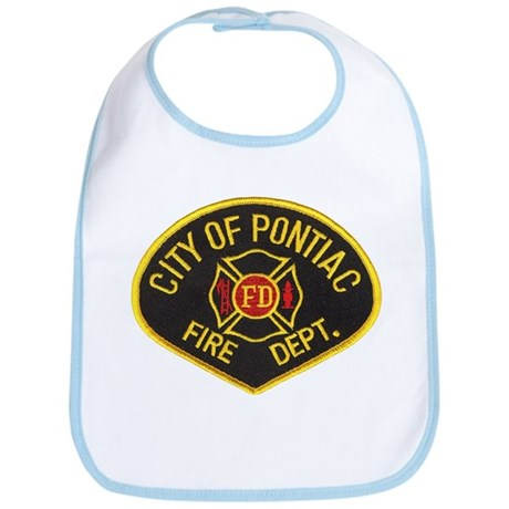 Pontiac Fire Department Bib