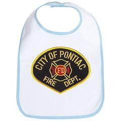 Pontiac Fire Department Bib