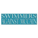 Swimmers Against McCain