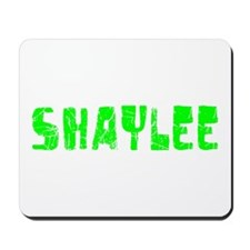Shaylee Faded (Green) Mousepad
