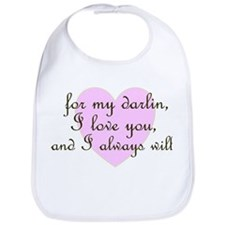 for my darlin Bib