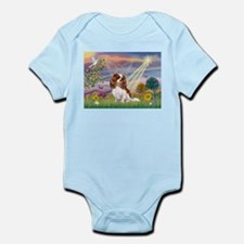 Cloud Angel & Blenheim Infant Bodysuit