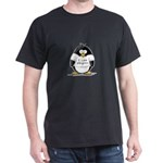 I Love Penguins penguin Dark T-Shirt