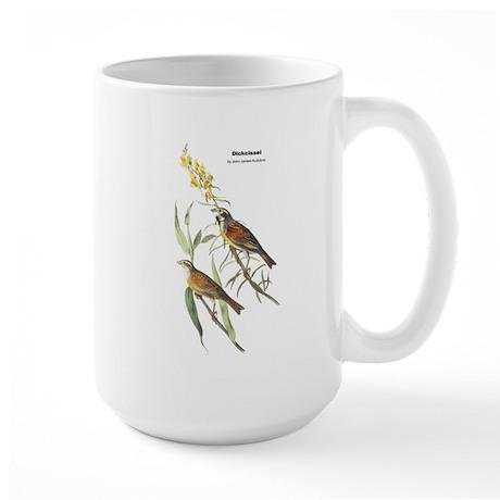 Audubon Dickcissle Birds Large Mug
