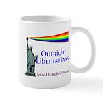 Outright Libertarians Mug