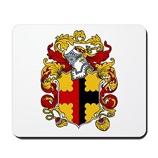 Brookes Family Crest Mousepad