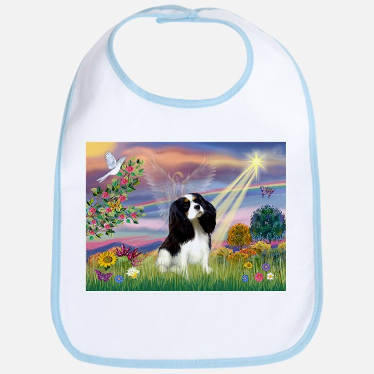 Cloud Angel Tri Cavalier Bib