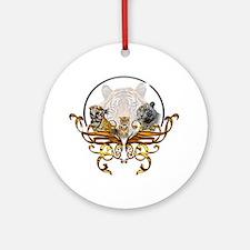 Tigers Ornament (Round)