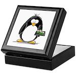 Sushi Penguin Keepsake Box