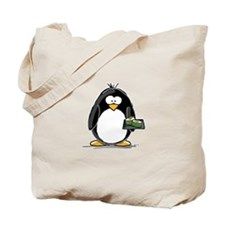 Sushi Penguin Tote Bag