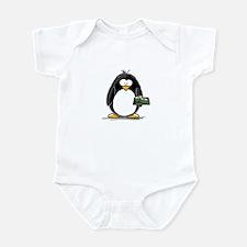 Sushi Penguin Infant Bodysuit