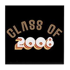 Class of 2008 Tile Coaster