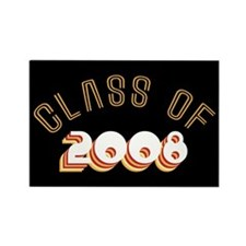 Class of 2008 Rectangle Magnet