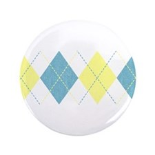 "Argyle Business Casual 3.5"" Button (100 pack)"