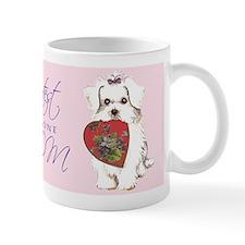 Maltese Mom Mug