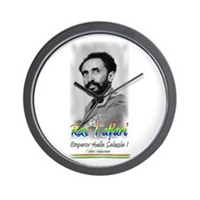 Ras Tafari - Wall Clock