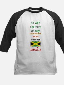 Jamaicans ah de baddest - Tee