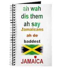 Jamaicans ah de baddest - Journal