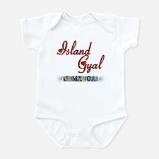 Island Gyal - Jamaica - Infant Bodysuit