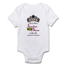Jamaican Princess - Infant Bodysuit