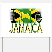 IRIE - Jamaica - Yard Sign