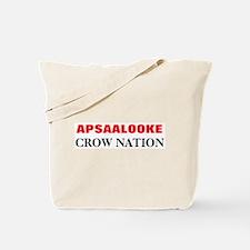 CROW NATION Tote Bag
