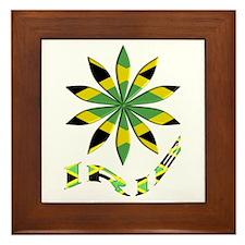 Irie - Framed Tile