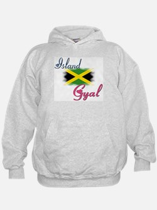 Island Gyal - Jamaica Hoodie