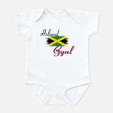 Island Gyal - Jamaica Onesie