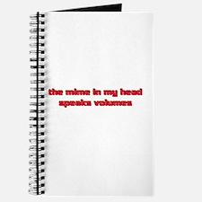 Cute Mime Journal