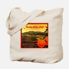 Moval Fruit Tote Bag