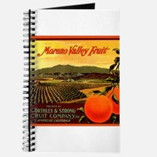 Moval Fruit Journal