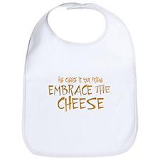 Cute Cheese Bib