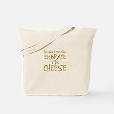 Cool Embrace Tote Bag