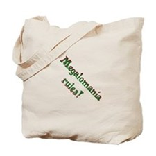 Cute Megalomaniacal Tote Bag