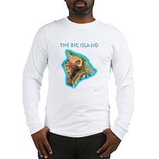 Big Island Long Sleeve T-Shirt