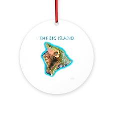 Big Island Keepsake (Round)