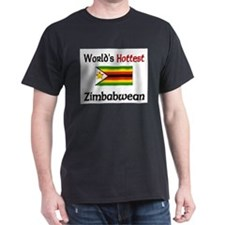 World's Hottest Zambian T-Shirt