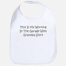 Garage With Grandpa Bib