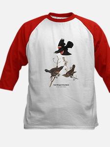 Audubon Red-Winged Blackbird (Front) Tee