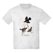 Audubon Red-Winged Blackbird T-Shirt