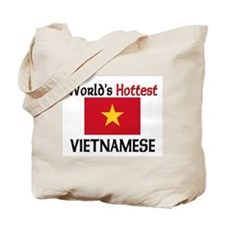 World's Hottest Vietnamese Tote Bag