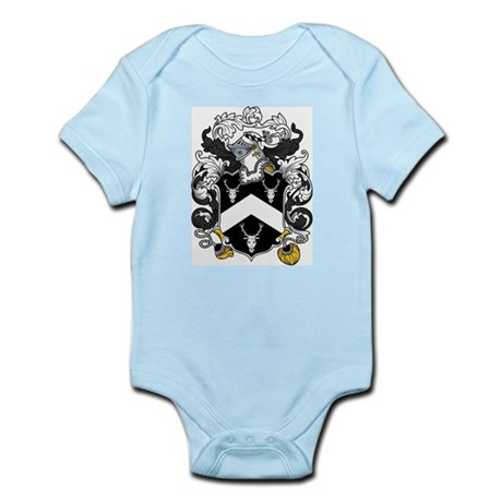 Buckley Family Crest Infant Creeper