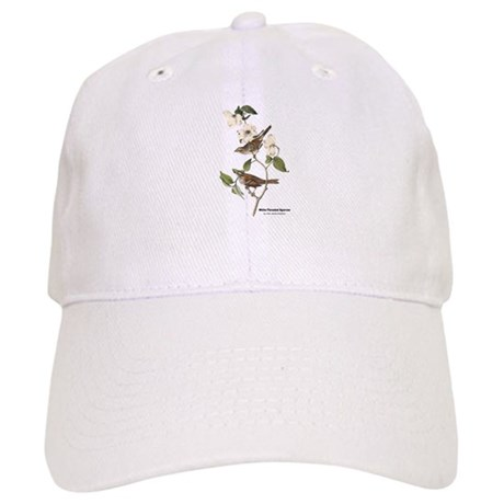 Audubon White-Throated Sparrow Cap
