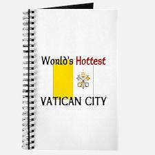 World's Hottest Vatican City Journal