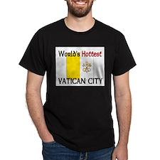 World's Hottest Vatican City T-Shirt