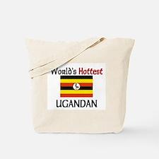 World's Hottest Ugandan Tote Bag