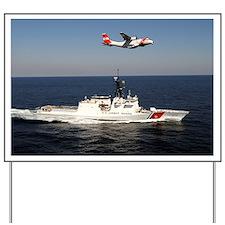 coast guard Yard Sign
