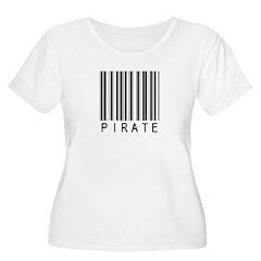 Pirate Barcode T-Shirt