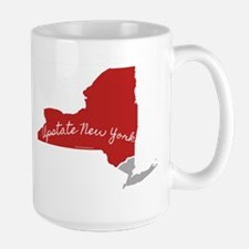Upstate New York, of course! Mugs